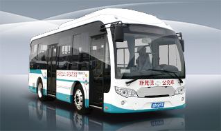 SDL6835EVG城市客车