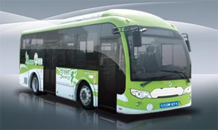 SDL6837EVG城市客车