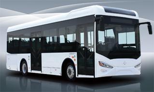 SDL6103EVG城市客车