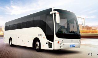 SDL6121EVL旅游客车