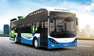 SDL6120FCEVG氢燃料车