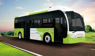 SDL6851EVG纯电动城市公交